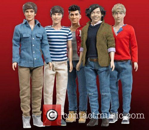 Liam Payne, Louis Tomlinson, Zayn Malik, Harry Styles, Niall Horan and One Direction 1