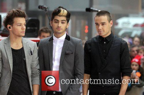 One Direction, Rockefeller Plaza