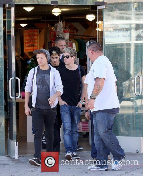 Liam Payne, Zayn Malik and Niall Horan 2
