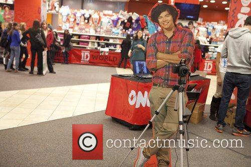 One Direction and World' Pop Up Store 2