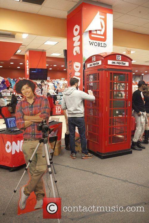 One Direction and World' Pop Up Store 7