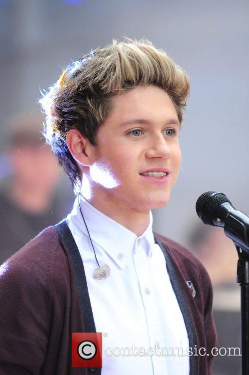 Niall Horan, One Direction, Today, New York City New and York 1
