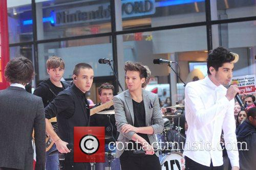 One Direction, Today, New York City New and York 5