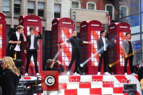 One Direction, Today, New York City New and York 2