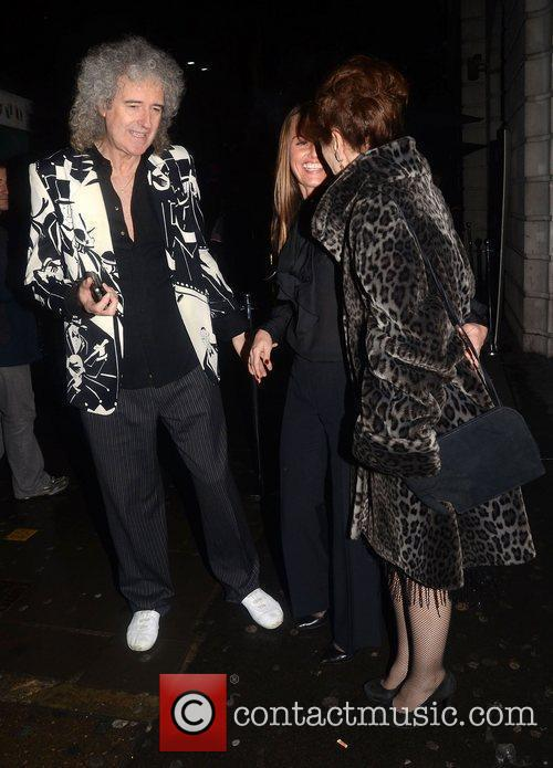 Anita Dobson, Brian May and Strictly Come Dancing 2