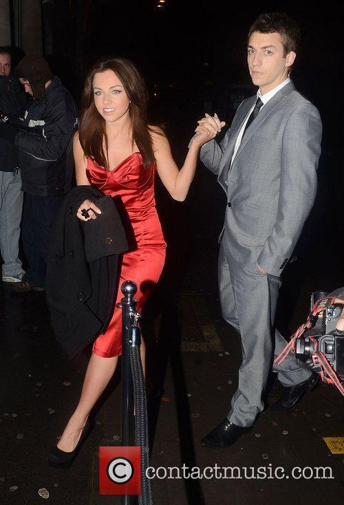 Louisa Lytton and Strictly Come Dancing 3