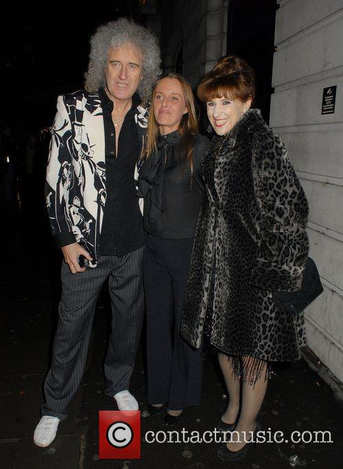 Brian May, Anita Dobson and Strictly Come Dancing 7