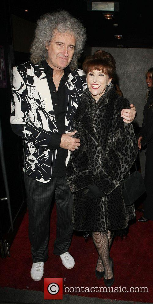 Brian May, Anita Dobson, Strictly Come Dancing