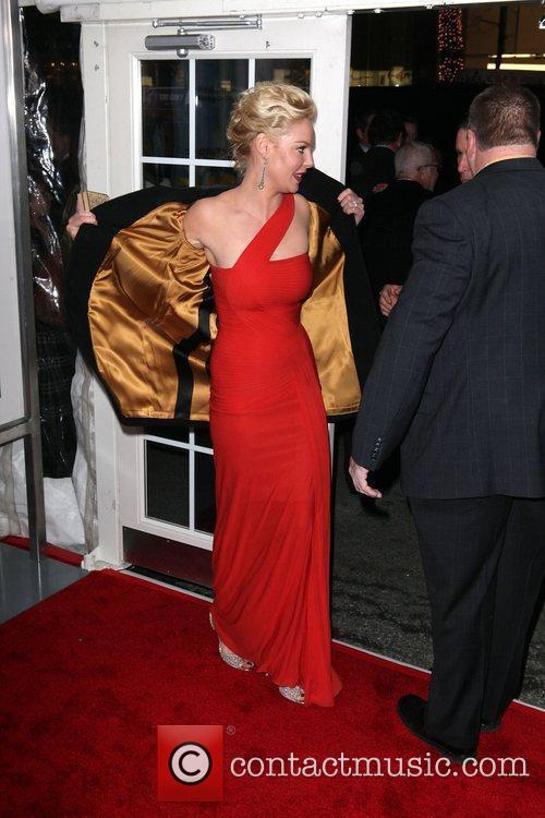 Katherine Heigl at the 'One for the Money'...
