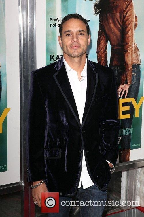 Actor, Daniel Sunjata,  at the 'One for...