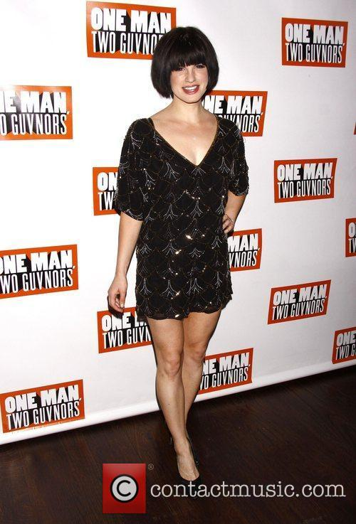 Jemima Rooper  Broadway opening night after party...