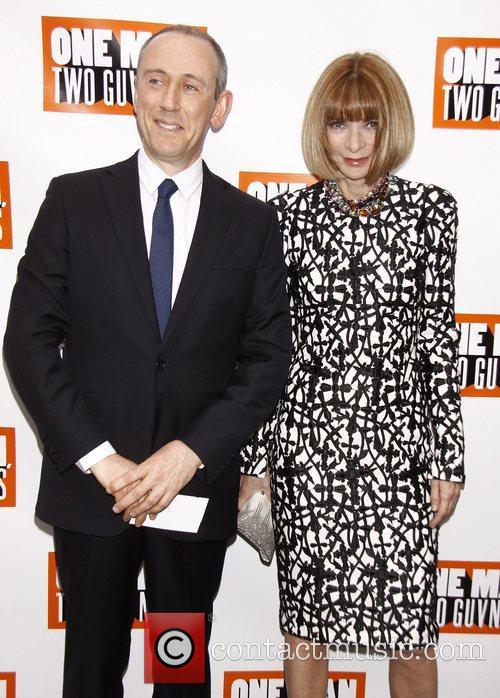 nicholas hytner and anna wintour broadway opening 3834015