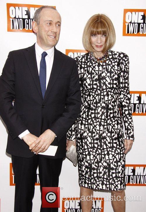 Nicholas Hytner and Anna Wintour 1