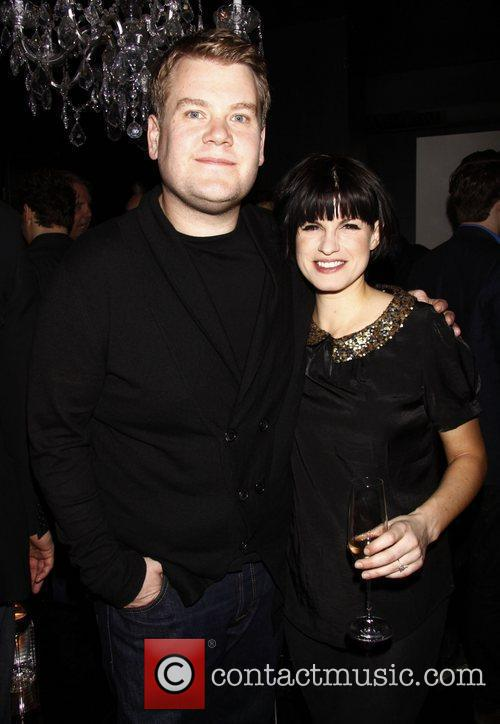 James Corden and Jemima Rooper Party celebrating the...