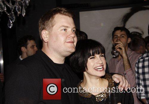 James Corden and Jemima Rooper 6