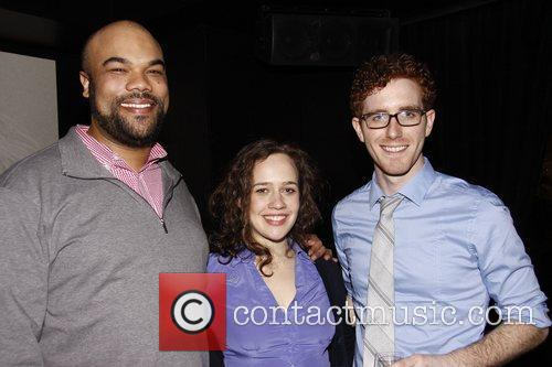 David Ryan Smith, Natalie Smith and Matt Cusack...