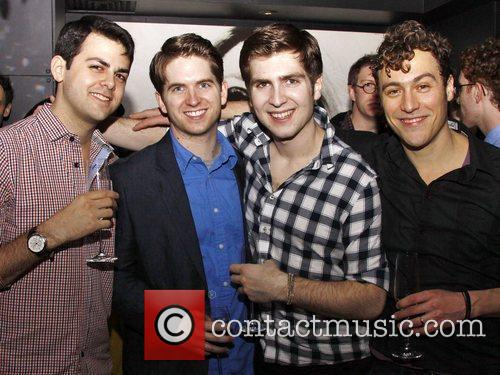 Jacob Colin Cohen, Austin Moorhead, Charlie Rosen and...