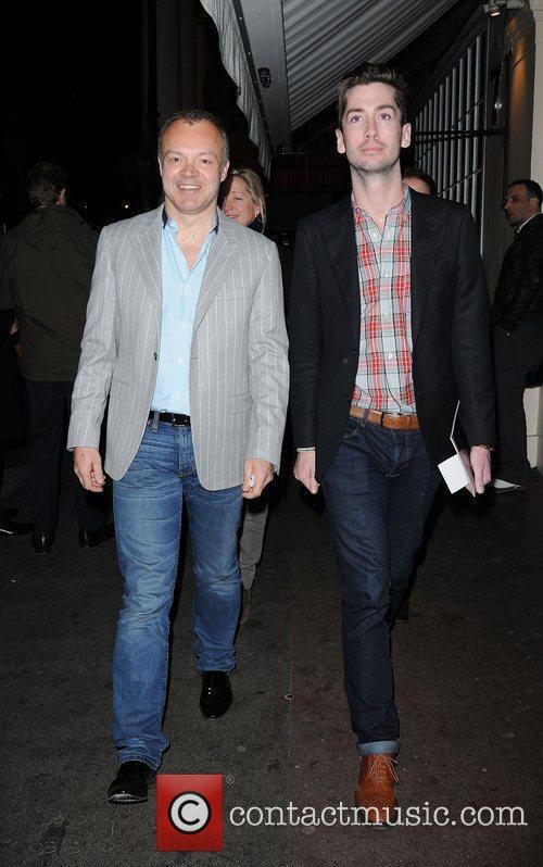Graham Norton and Theatre Royal Haymarket 2