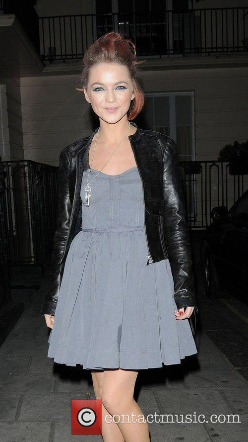 Hannah Spearritt and Theatre Royal Haymarket 7