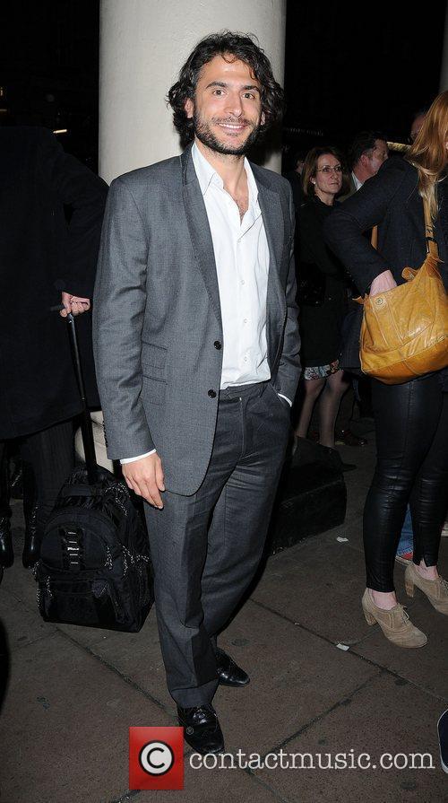 Marc Elliott at the press night of 'One...