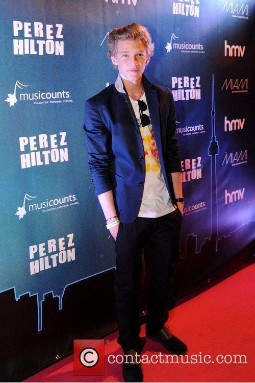 Cody Simpson  'One Night In Toronto' fundraiser...