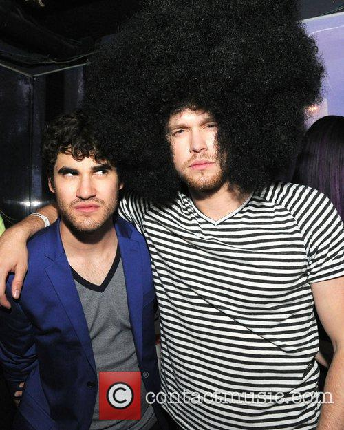 Darren Criss and Chord Overstreet 1