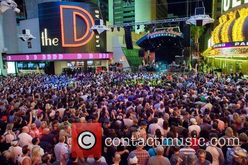 Atmosphere One Republic perform live at The D...