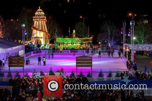 Open the Cardiff Winter Wonderland