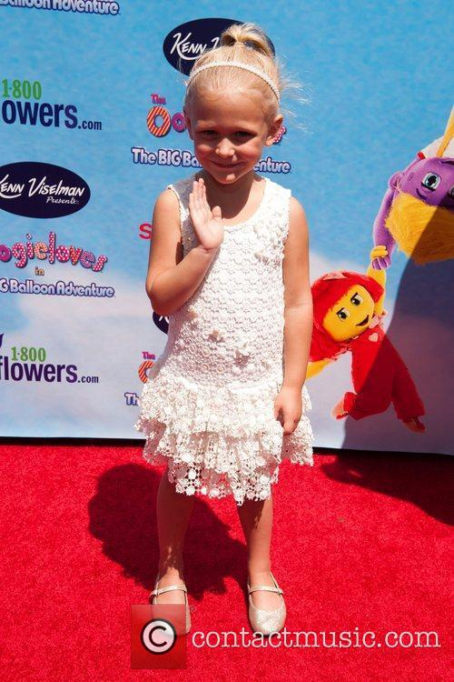 Alyvia Alyn Lind The Premiere of 'The Oogieloves...