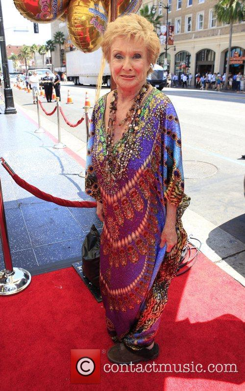 Cloris Leachman  The Premiere of 'The Oogieloves...
