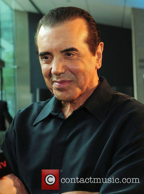Chazz Palminteri at the film premiere of 'The...