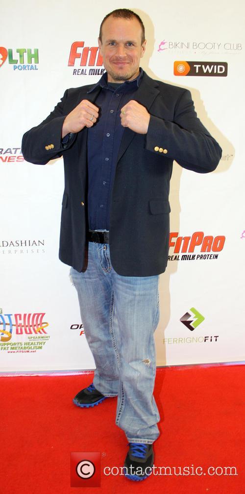 Mark Eisenhart Operation Fitness Expo held at the...