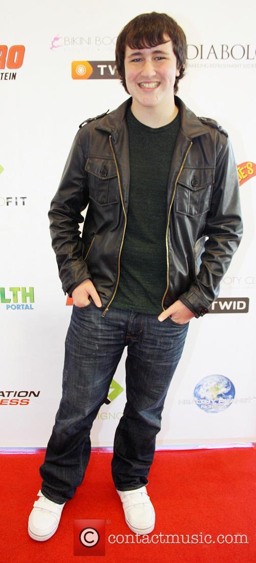 Noah Dahl Operation Fitness Expo held at the...