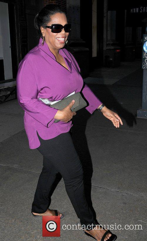 Oprah Winfrey and Abc 7