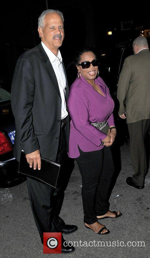 Oprah Winfrey, ABC and Stedman Graham 3