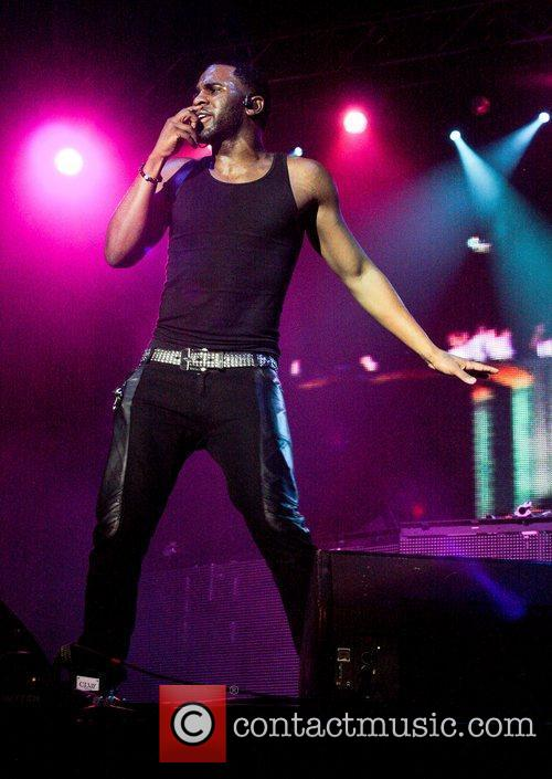 Jason Derulo performs at the 2nd Annual Orange...