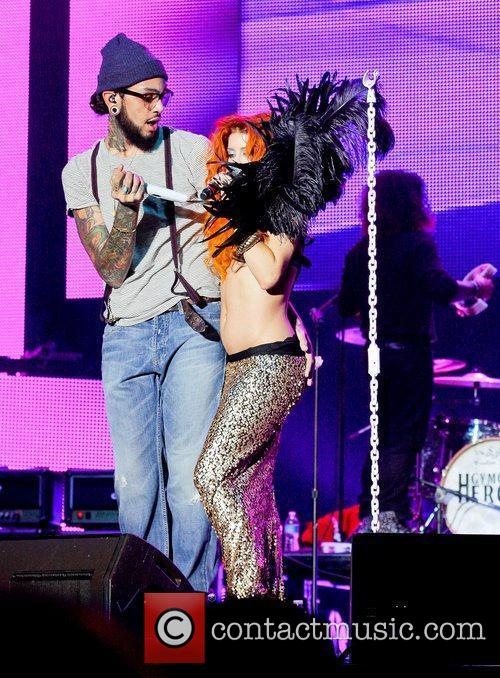 Neon Hitch and Gym Class Heroes 1