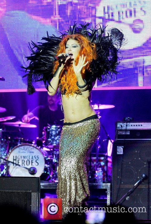 Neon Hitch and Gym Class Heroes 12