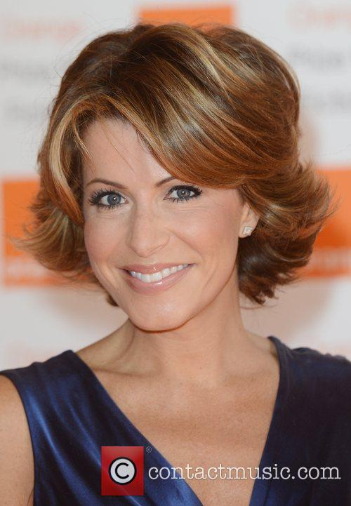 Natasha Kaplinsky and Royal Festival Hall 1