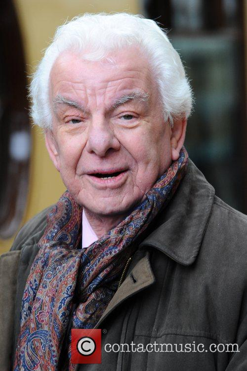 Barry Cryer  attend the launch of 'Orient...