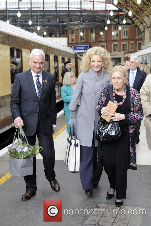 Princess Michael Of Kent and Terry Wogan 2