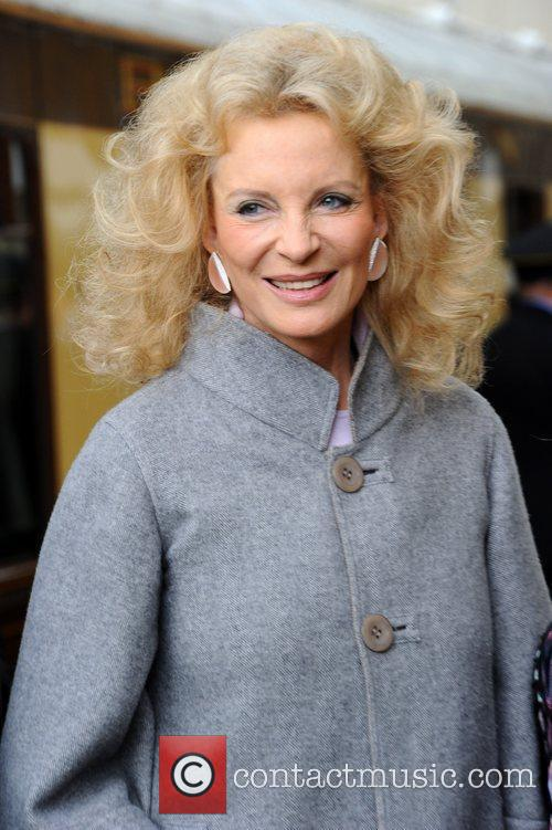 Princess Michael Of Kent and Terry Wogan 1