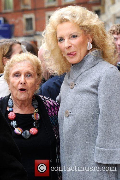 Princess Michael Of Kent and Terry Wogan 4