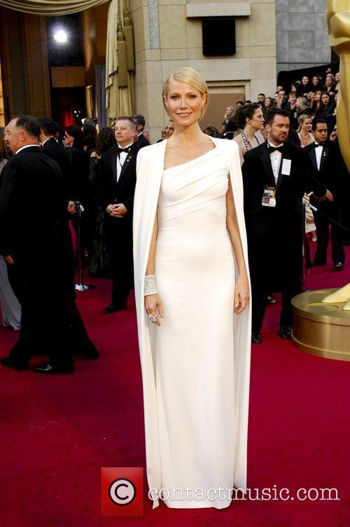 Gwyneth Paltrow, Academy Of Motion Pictures And Sciences and Academy Awards 6