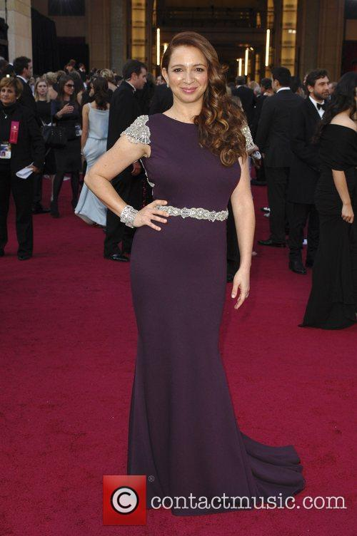 Maya Rudolph, Academy Of Motion Pictures And Sciences and Academy Awards 2
