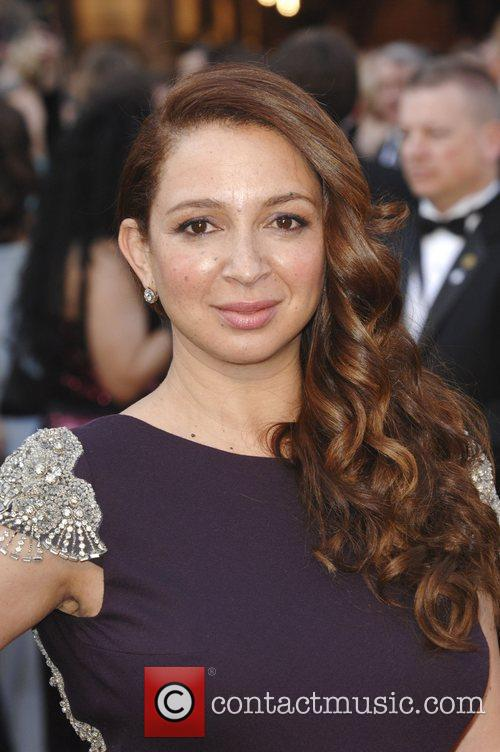 Maya Rudolph, Academy Of Motion Pictures And Sciences and Academy Awards 1