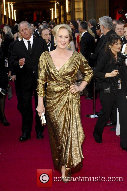 Meryl Streep, Academy Of Motion Pictures And Sciences and Academy Awards 9
