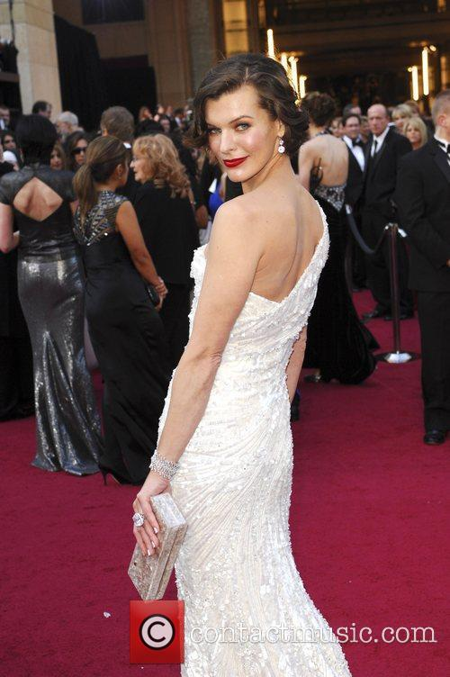 Milla Jovovich, Academy Of Motion Pictures And Sciences and Academy Awards 2