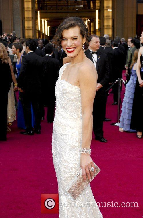 Milla Jovovich, Academy Of Motion Pictures And Sciences and Academy Awards 3