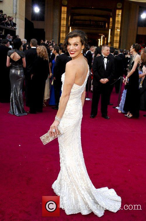 Milla Jovovich, Academy Of Motion Pictures And Sciences and Academy Awards 4